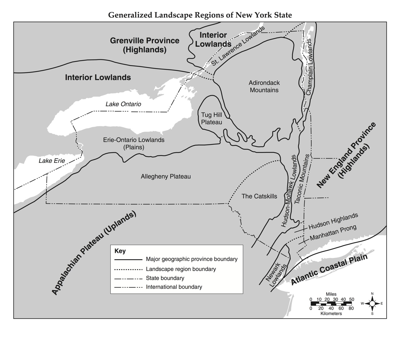 4 6 2020 Which Landscape Region In Nys Has The Oldest Bedrock Lessons Blendspace